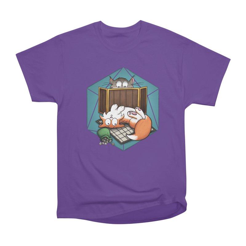 Cats & Catacombs Women's Heavyweight Unisex T-Shirt by Semi Co-op