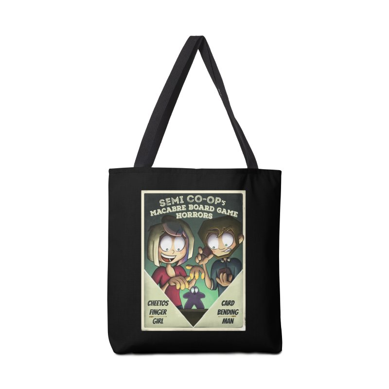 Board Game Horrors! Accessories Bag by Semi Co-op