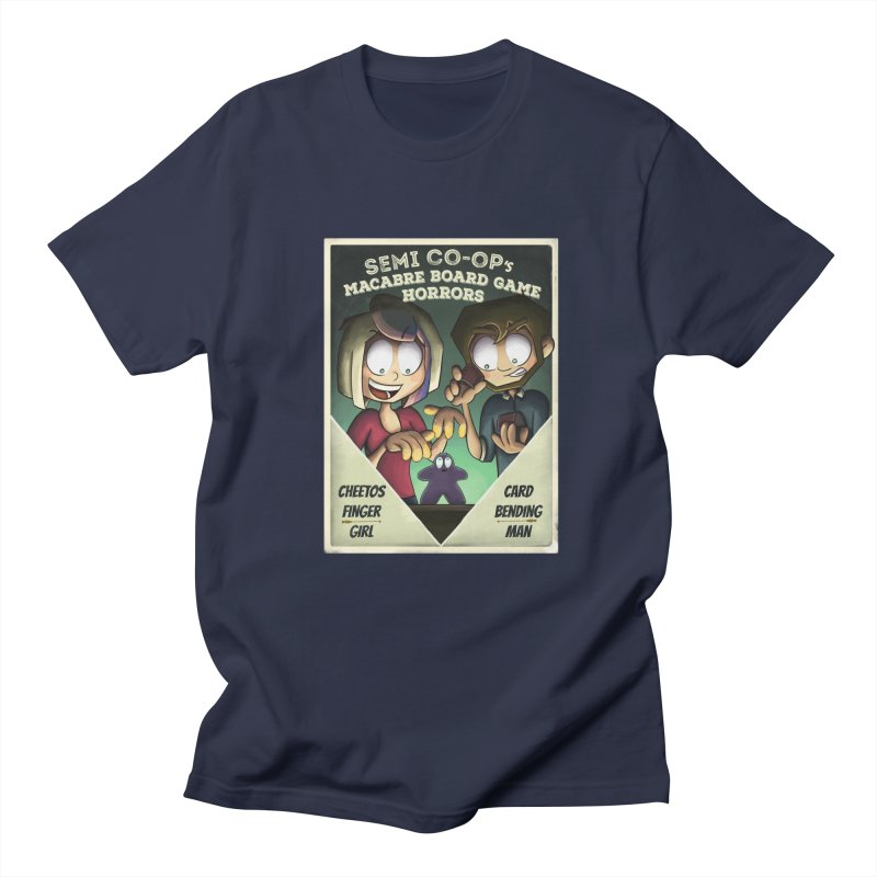 Board Game Horrors! Women's T-Shirt by Semi Co-op