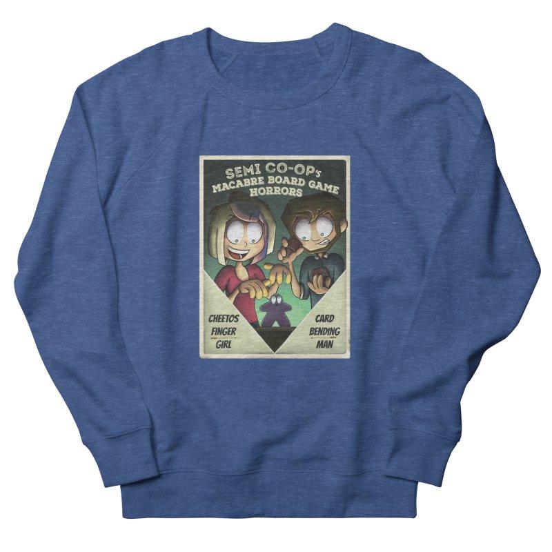 Board Game Horrors! Women's Sweatshirt by Semi Co-op