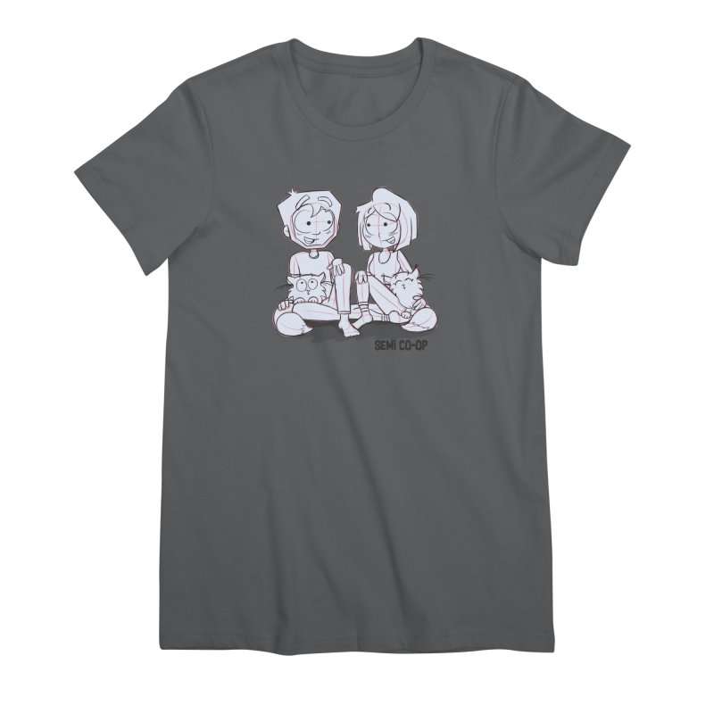 Sketchy Women's T-Shirt by Semi Co-op