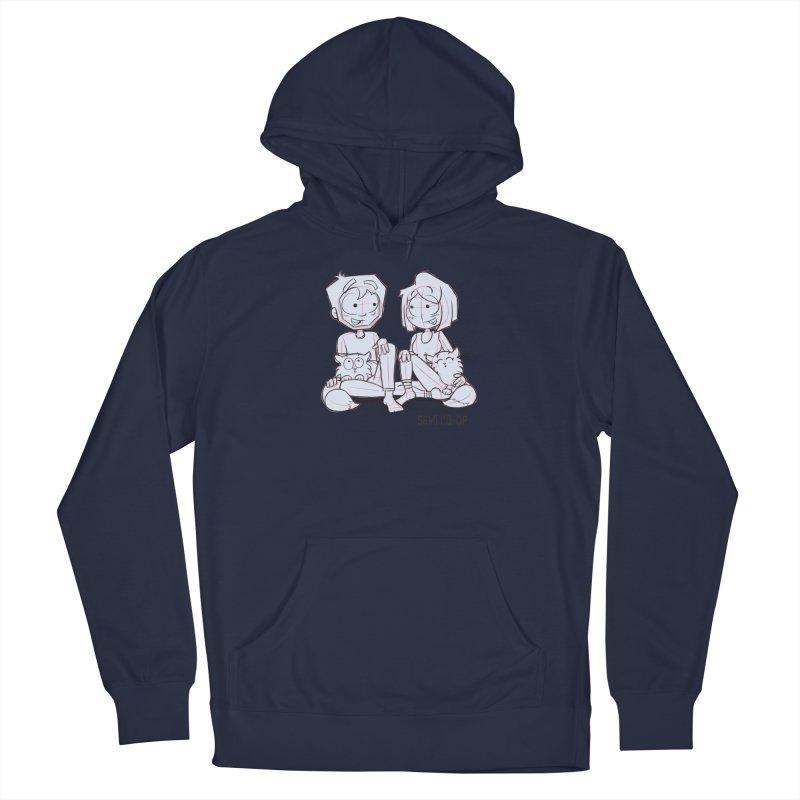 Sketchy Men's Pullover Hoody by Semi Co-op