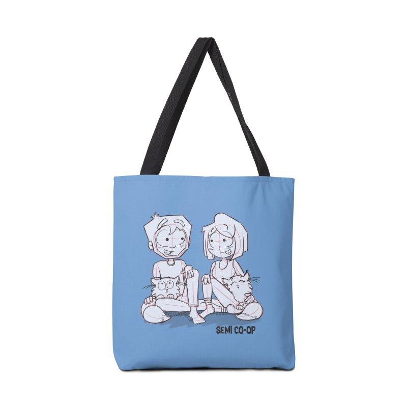 Sketchy Accessories Bag by Semi Co-op