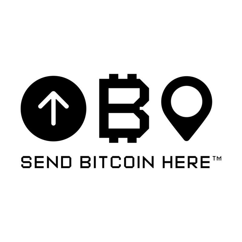 Send Bitcoin Here™   by Send Bitcoin Here™