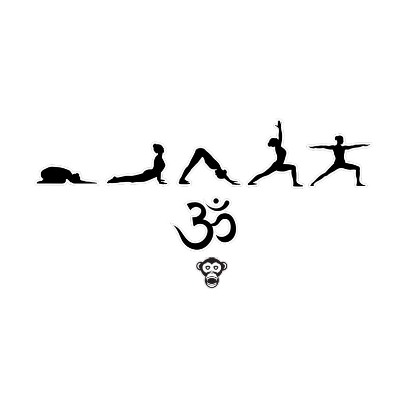 Yoga Evolution Tee by Sensitive Savage's Artist Shop