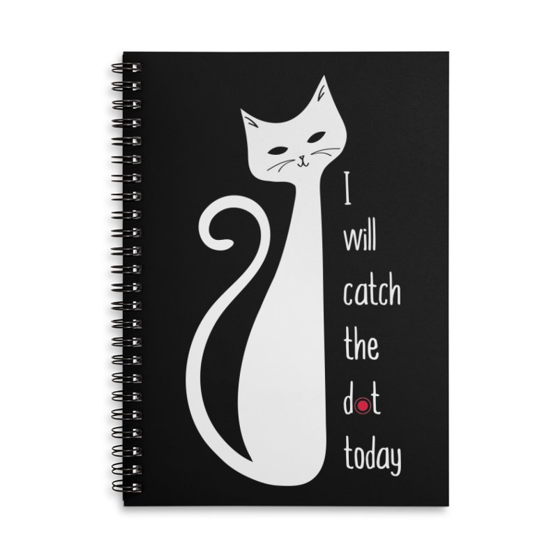 Catch the Dot Accessories Notebook by Serenikitty's Artist Shop