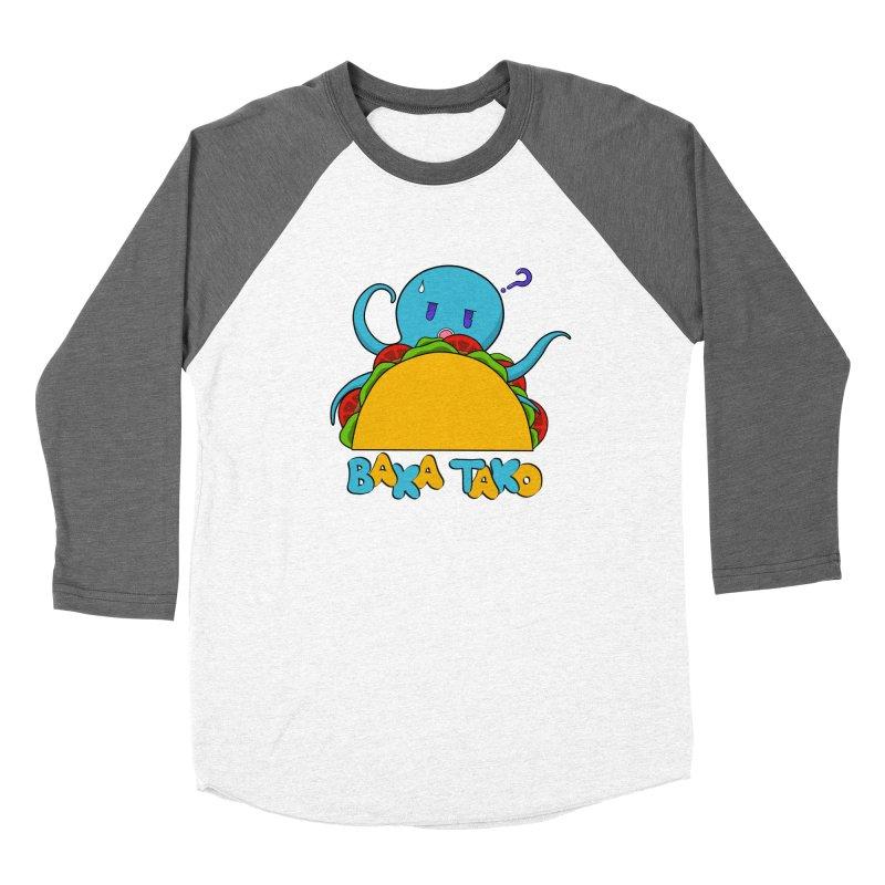 Baka Tako (Silly Octopus) Women's Longsleeve T-Shirt by Serferis's Shop