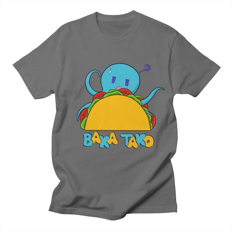 Baka Tako (Silly Octopus) Men's T-Shirt by Serferis's Shop