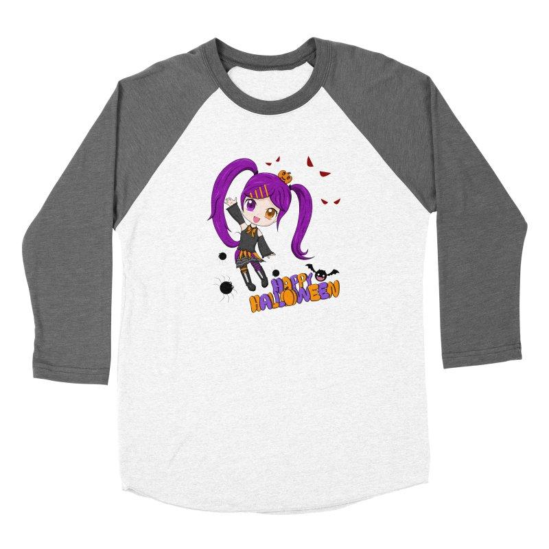 Happy Halloween Women's Longsleeve T-Shirt by Serferis's Shop