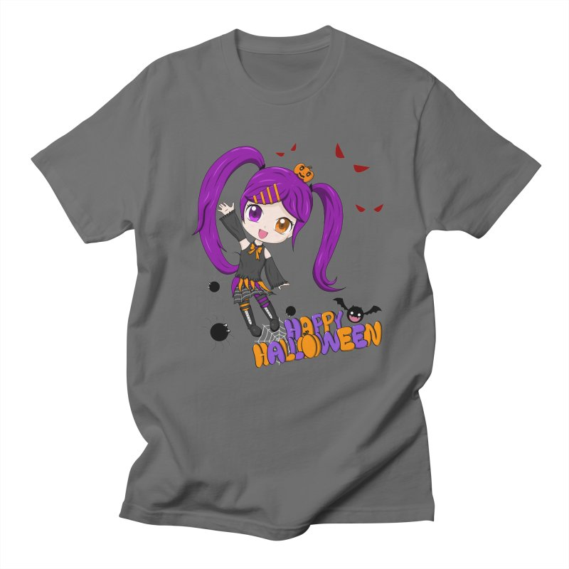 Happy Halloween Men's T-Shirt by Serferis's Shop