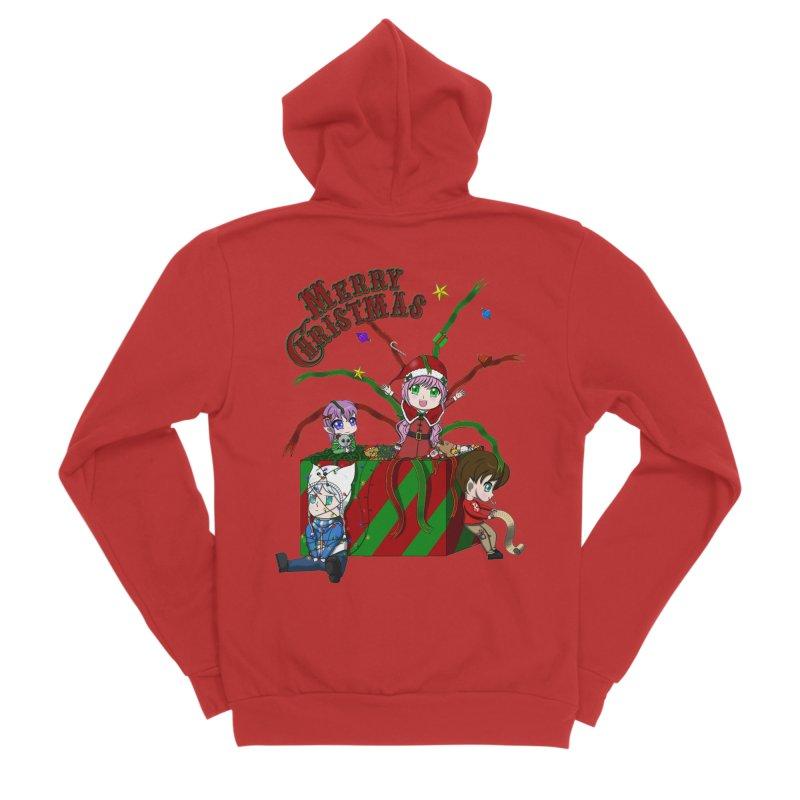 Helper Elves Women's Zip-Up Hoody by Serferis's Shop