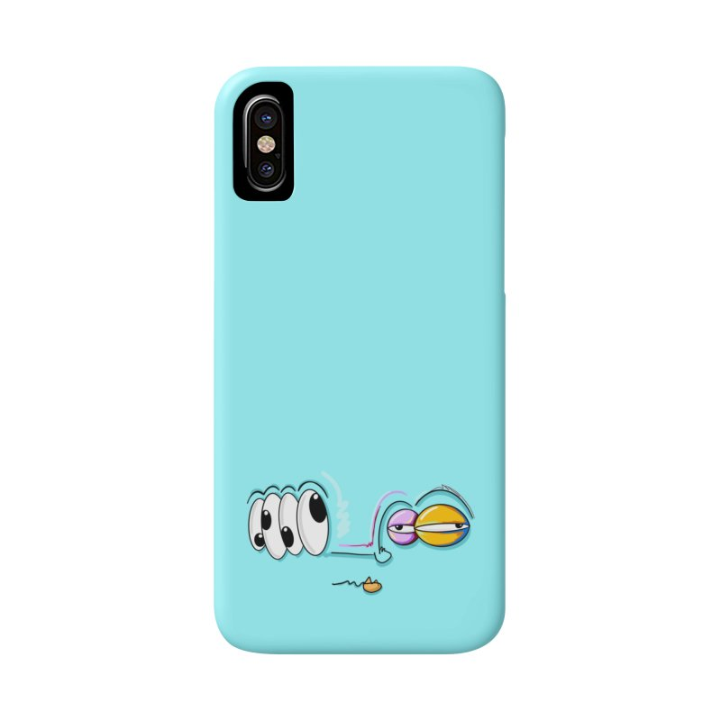 Look Closely Accessories Phone Case by FARFAN STUDIOS