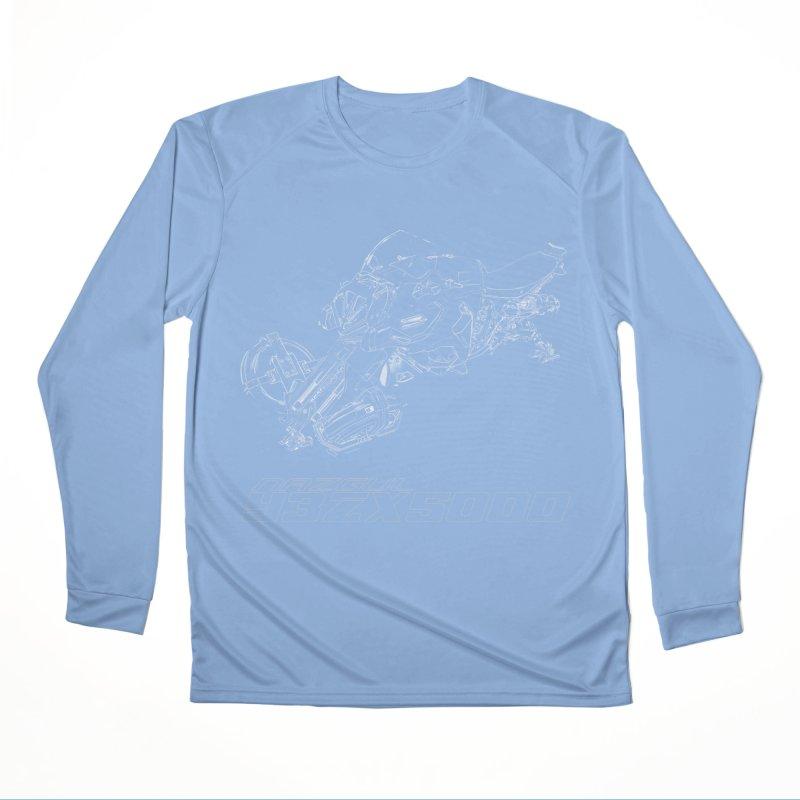 Nazgul Hoverbike White Men's Longsleeve T-Shirt by Sergio Seabra's Shop