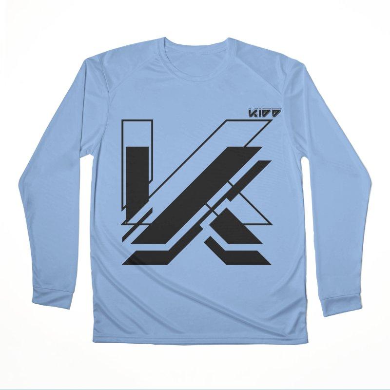 KIDD Logo Black Women's Longsleeve T-Shirt by Sergio Seabra's Shop