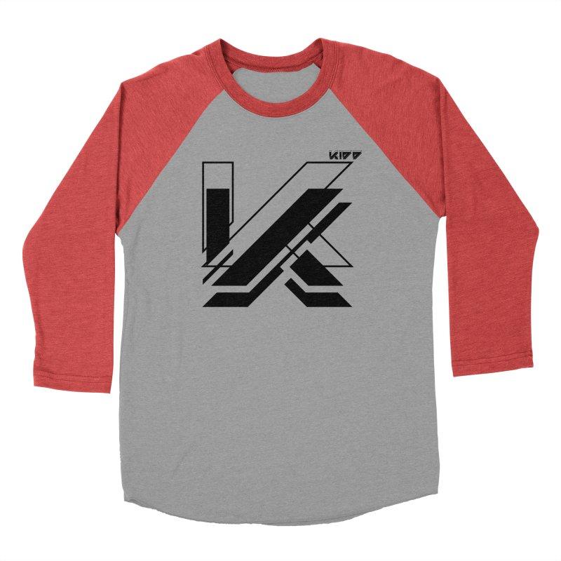 KIDD Logo Black Men's Longsleeve T-Shirt by Sergio Seabra's Shop