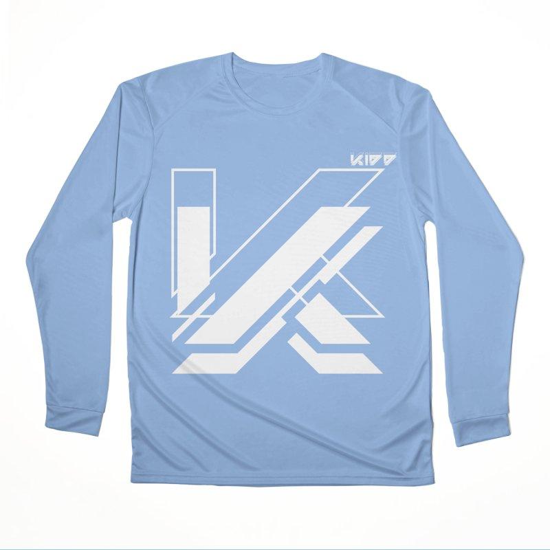 KIDD Logo White Women's Longsleeve T-Shirt by Sergio Seabra's Shop