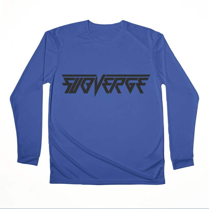 SUBVERGE Logo Men's Longsleeve T-Shirt by Sergio Seabra's Shop