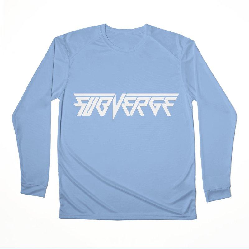 SUBVERGE Logo White Women's Longsleeve T-Shirt by Sergio Seabra's Shop