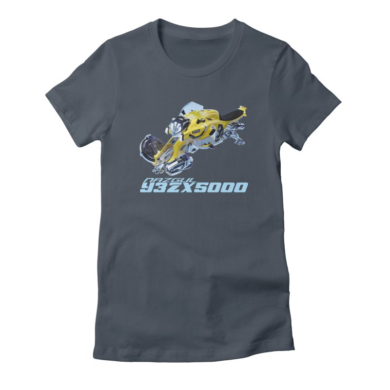 Nazgul Hoverbike Color Women's T-Shirt by Sergio Seabra's Shop