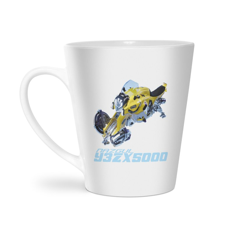 Nazgul Hoverbike Color Accessories Mug by Sergio Seabra's Shop
