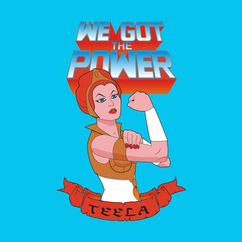 We got the power by seronores's Artist Shop