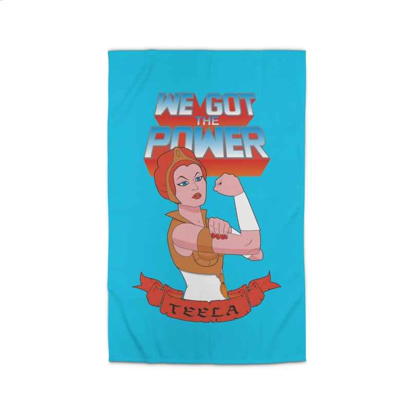 We got the power Home Rug by seronores's Artist Shop