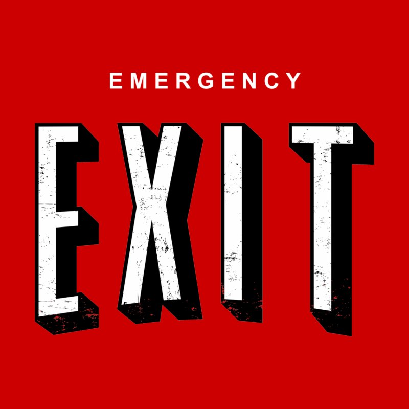emergency exit by seronores's Artist Shop
