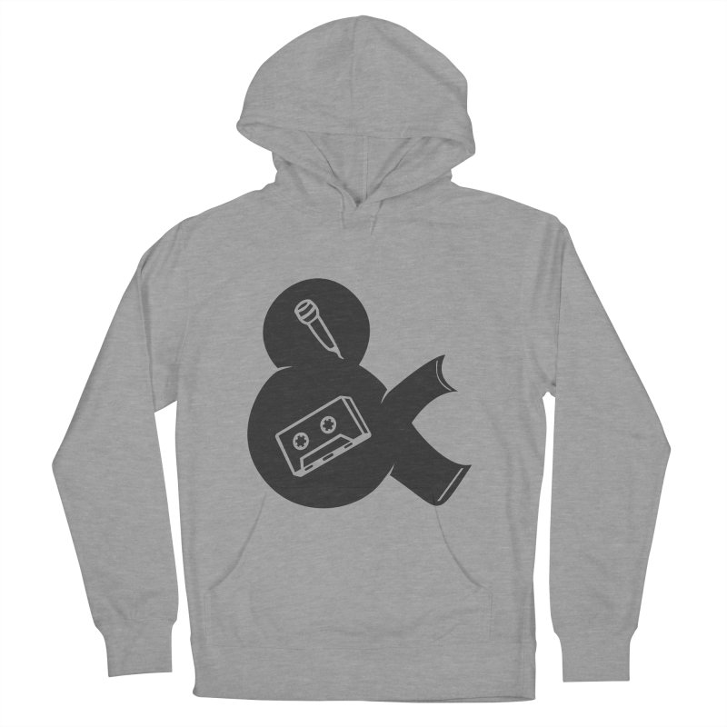 make a tape Men's Pullover Hoody by seronores's Artist Shop