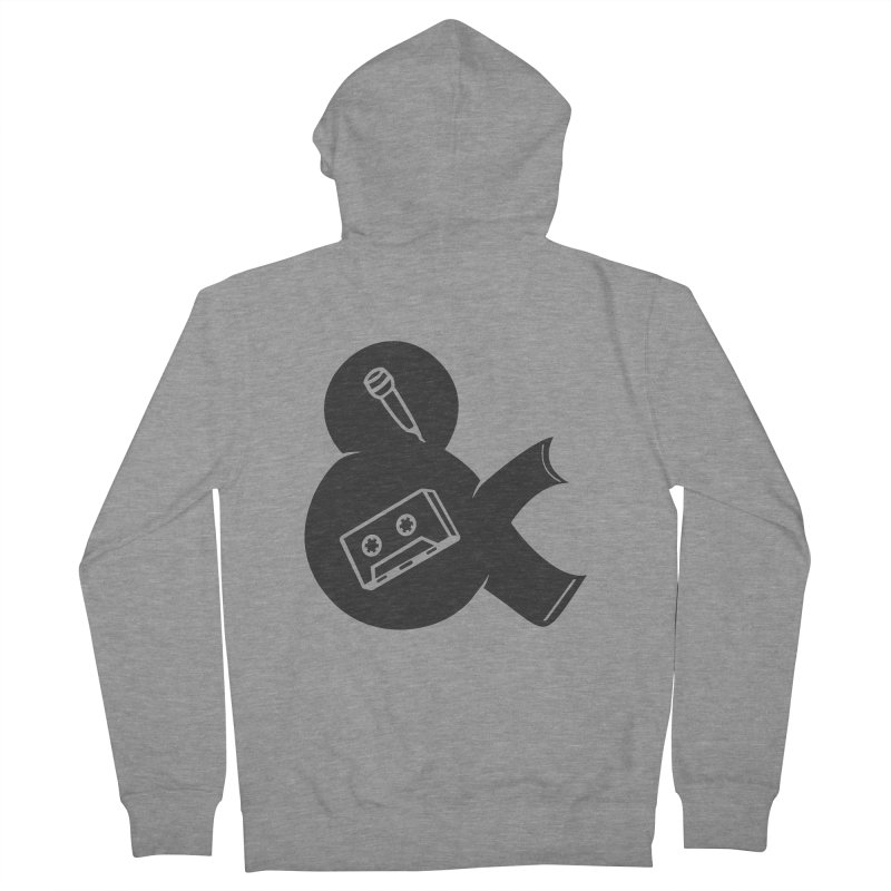 make a tape Women's Zip-Up Hoody by seronores's Artist Shop