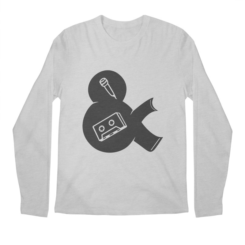 make a tape Men's Longsleeve T-Shirt by seronores's Artist Shop