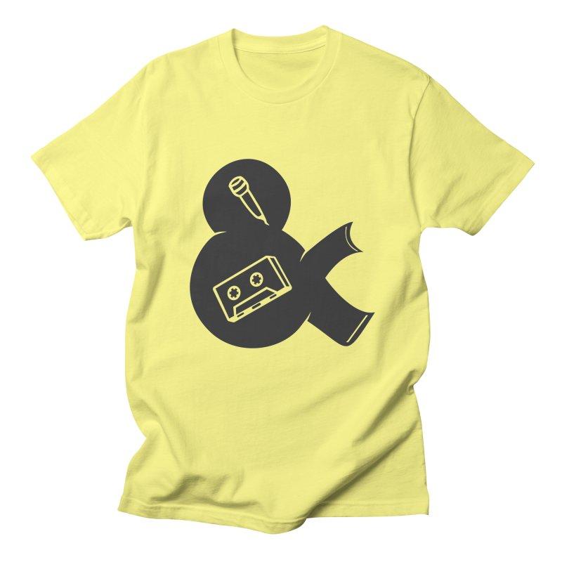 make a tape Men's T-Shirt by seronores's Artist Shop