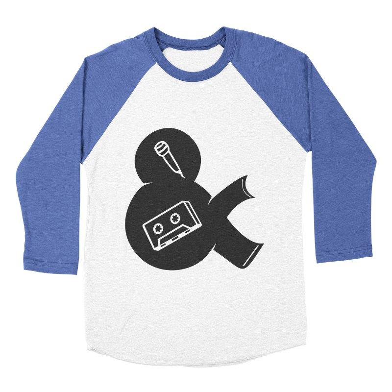 make a tape Women's Baseball Triblend T-Shirt by seronores's Artist Shop