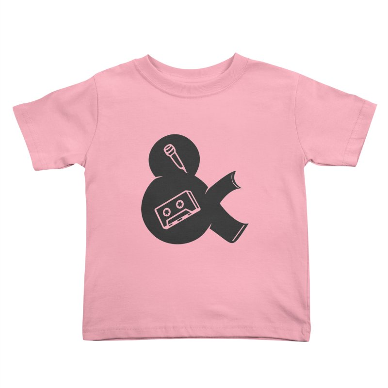 make a tape Kids Toddler T-Shirt by seronores's Artist Shop