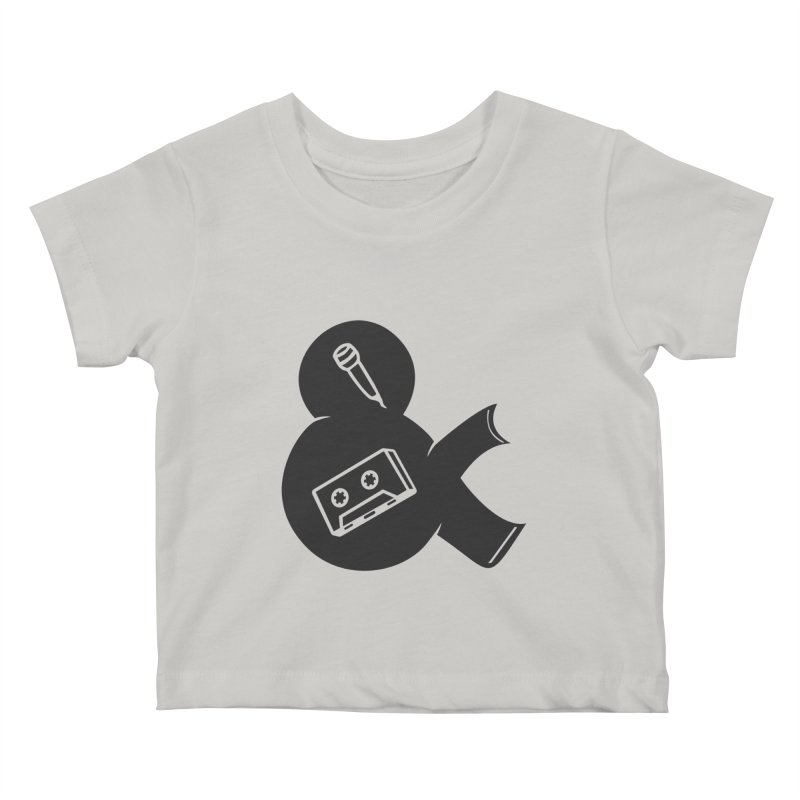 make a tape Kids Baby T-Shirt by seronores's Artist Shop
