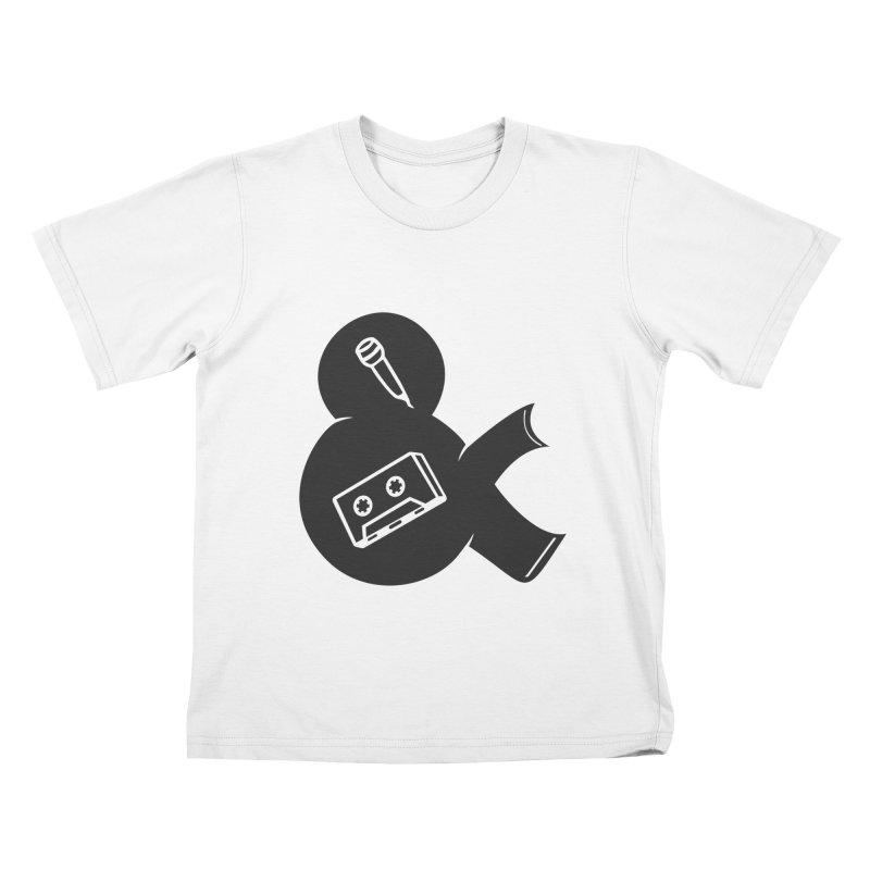 make a tape Kids T-Shirt by seronores's Artist Shop