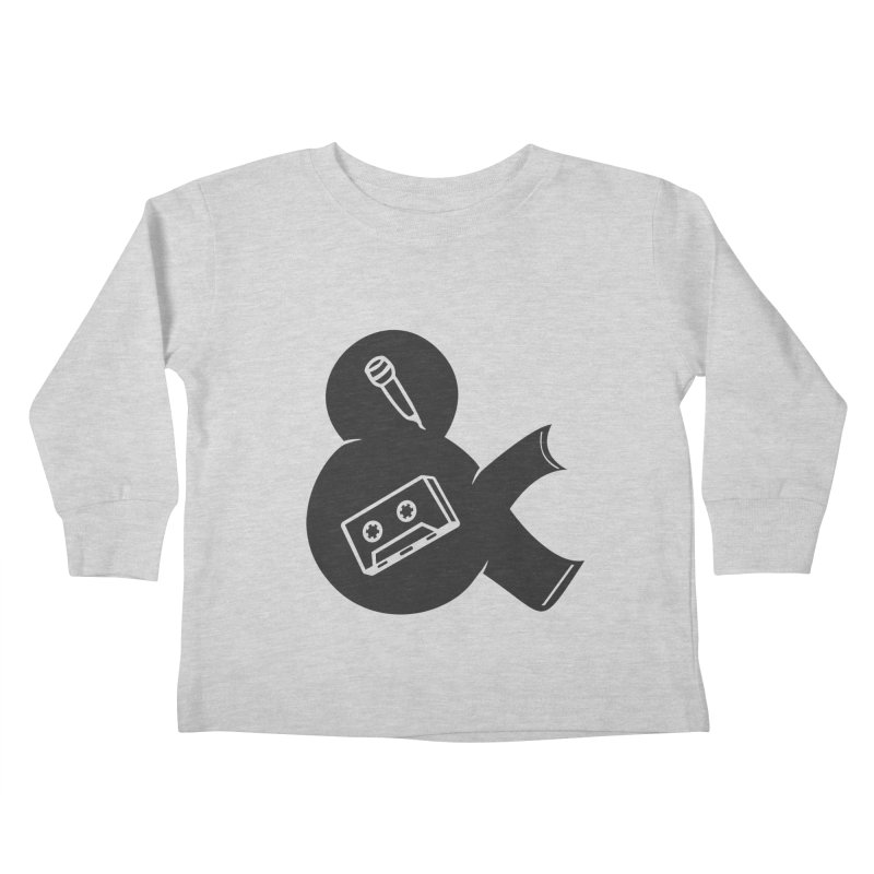 make a tape Kids Toddler Longsleeve T-Shirt by seronores's Artist Shop