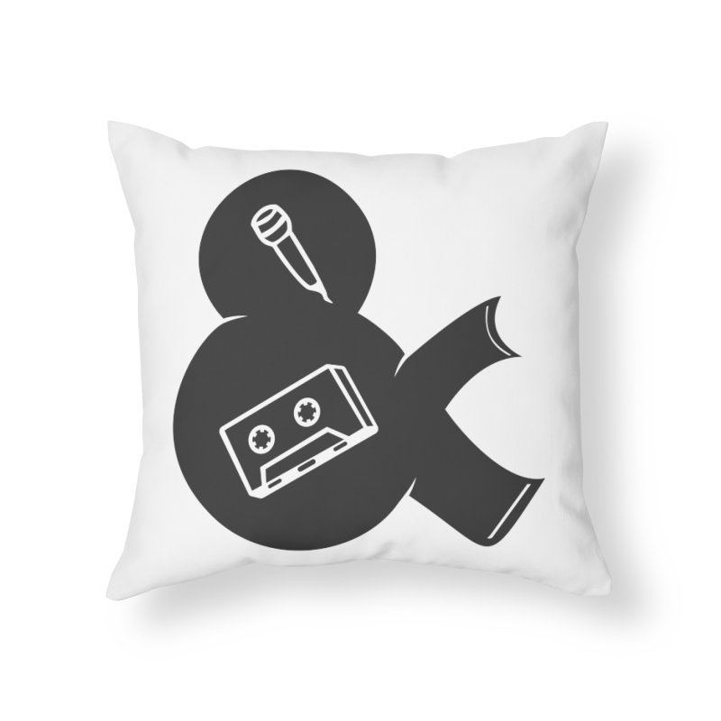 make a tape Home Throw Pillow by seronores's Artist Shop
