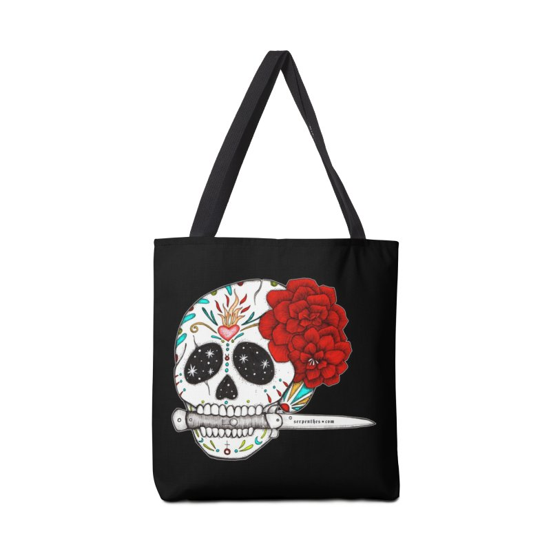 SWITCHBLADE Accessories Tote Bag Bag by serpenthes's Artist Shop