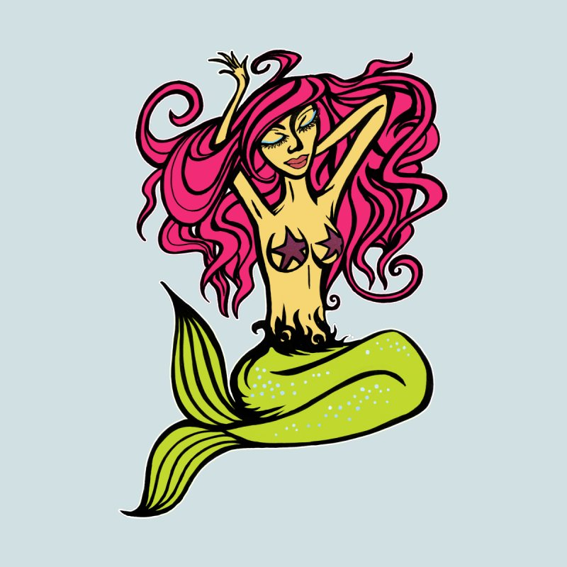 Mermaid 16 by serpenthes's Artist Shop