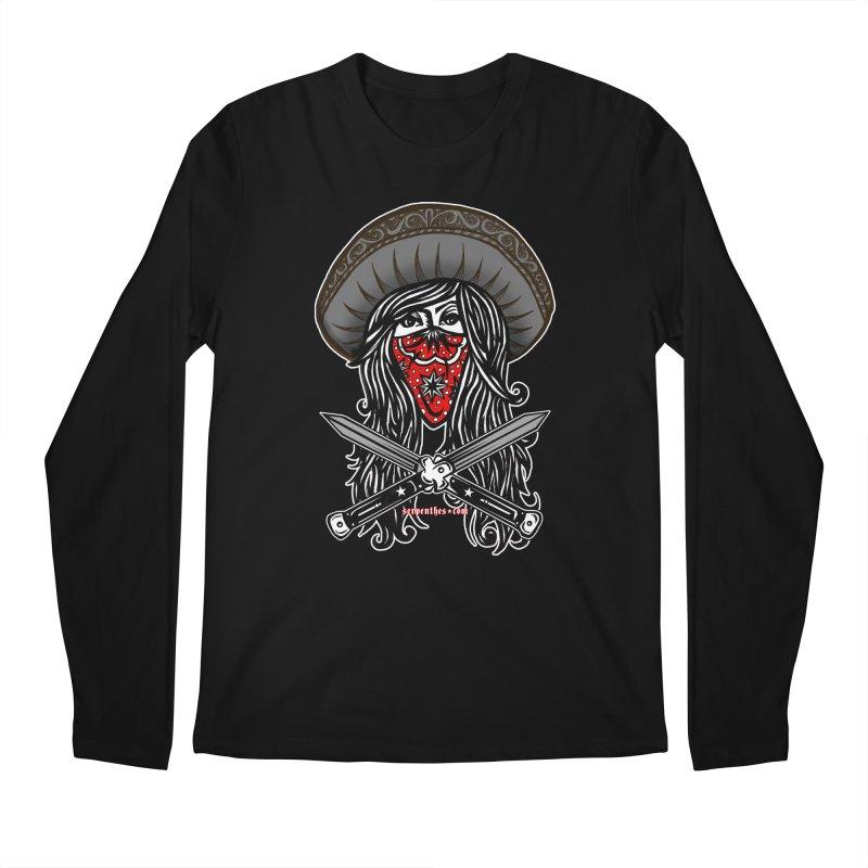 LA BANDIDA OG Men's Regular Longsleeve T-Shirt by serpenthes's Artist Shop