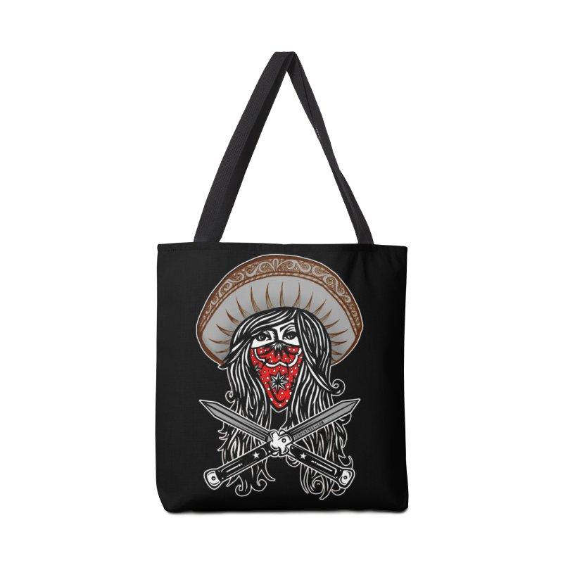 LA BANDIDA OG Accessories Bag by serpenthes's Artist Shop