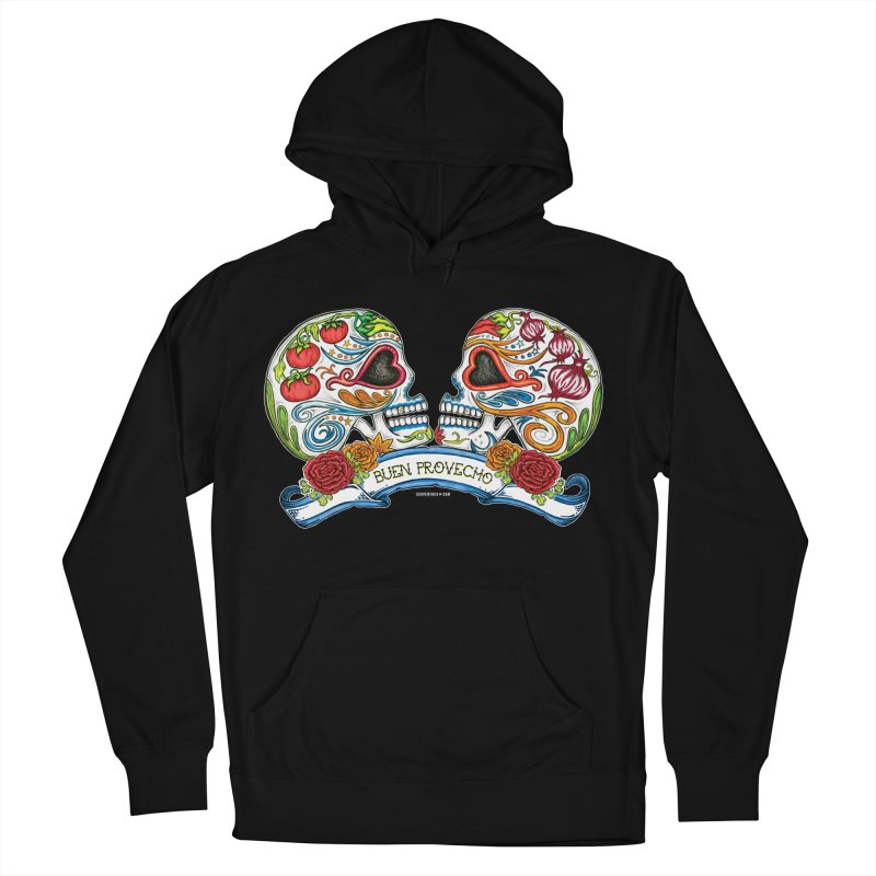 Buen Provecho Women's Pullover Hoody by serpenthes's Artist Shop