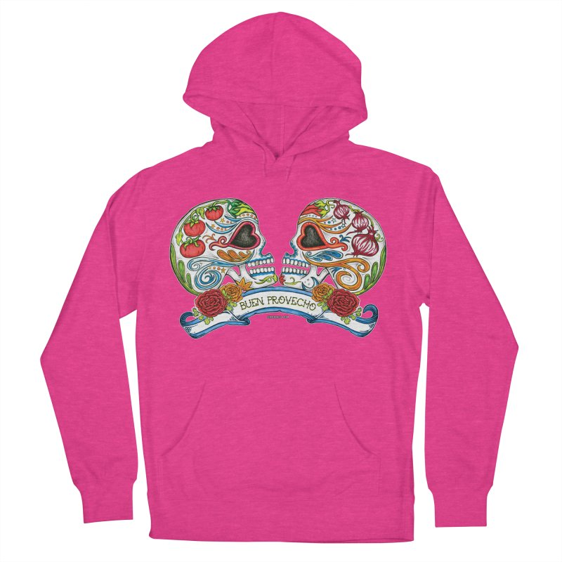 Buen Provecho Men's Pullover Hoody by serpenthes's Artist Shop