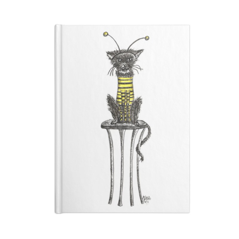 HE LOVES IT! Accessories Notebook by serpenthes's Artist Shop