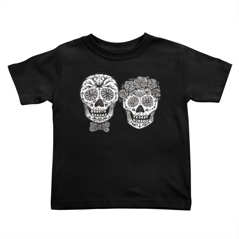 EL y ELLA Kids Toddler T-Shirt by serpenthes's Artist Shop