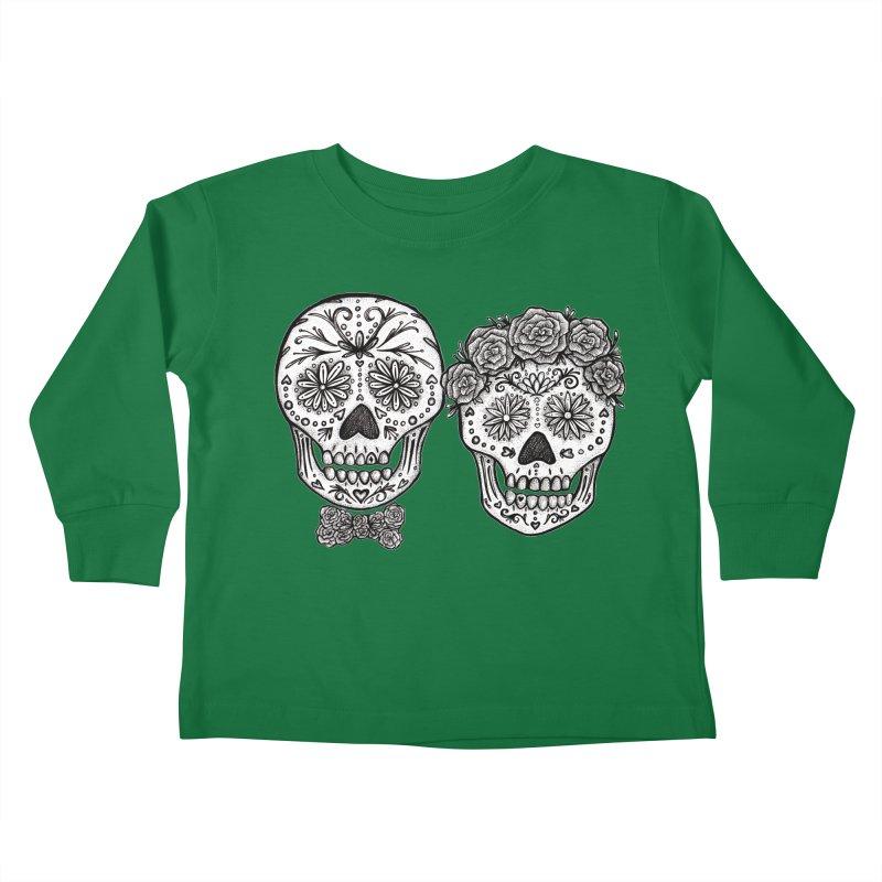 EL y ELLA Kids Toddler Longsleeve T-Shirt by serpenthes's Artist Shop