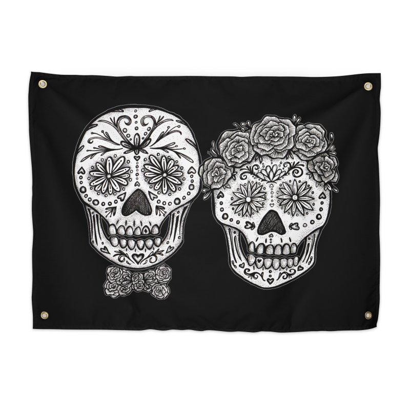 EL y ELLA Home Tapestry by serpenthes's Artist Shop