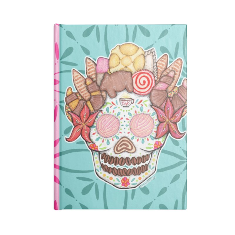 Ofrenda Pan Dulce Accessories Notebook by serpenthes's Artist Shop