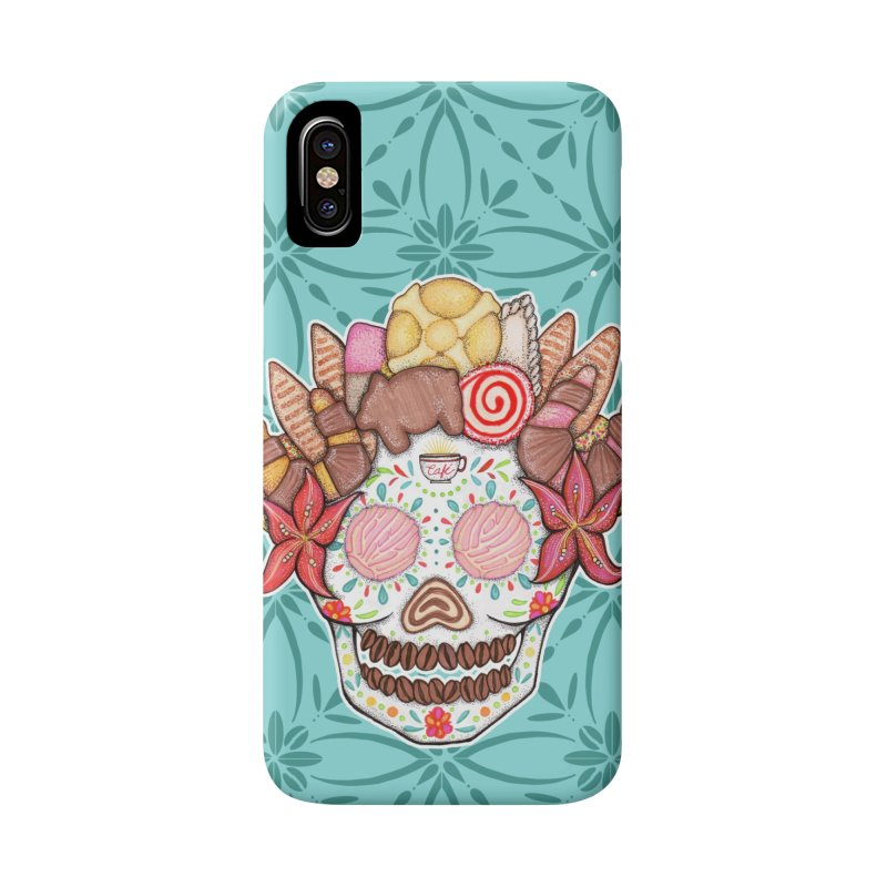 Ofrenda Pan Dulce Accessories Phone Case by serpenthes's Artist Shop