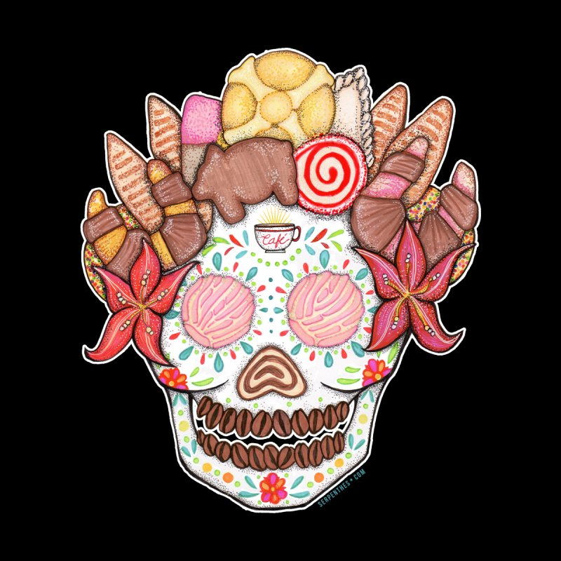 Ofrenda Pan Dulce None  by serpenthes's Artist Shop